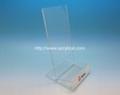 亚克力手机展示架 ,有机玻璃电子产品展示架 1