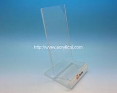 亚克力手机展示架 ,有机玻璃电子产品展示架