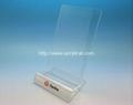 亞克力手機展示架 ,有機玻璃電子產品展示架 3