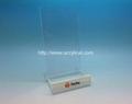 亚克力手机展示架 ,有机玻璃电子产品展示架 5