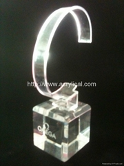 acrylic watch  display stands