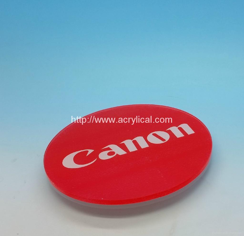 Canon-广告杯垫