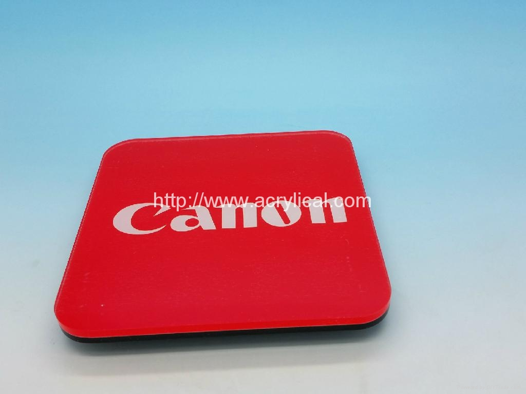 promotion gifts,corpotation gifts-acrylic coasters-Coaster