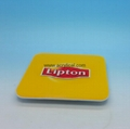 corporation gifts-Lipton coaster 90x90mm