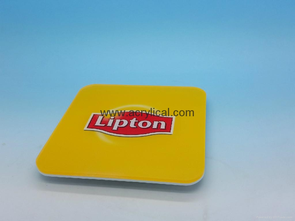 corporation gifts0Lipton coaster