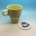 英国  杯垫-是英国  部队现任的完美礼物。军事杯垫,军队,退伍军人礼物,广告礼品,公司广告赠品-广告杯垫