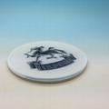 英国  杯垫-是英国  部队现任的完美礼物。军事杯垫,军队,退伍军人礼物,压力广告杯垫,可以印刷不同logo