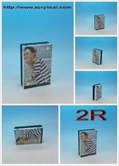 2R亚加力胶磁石相架
