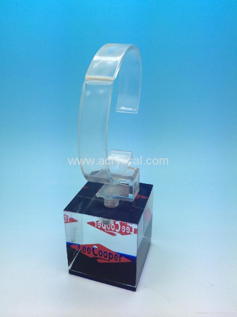 有机玻璃(亚克力)手表展示架/手表托架陈列架 7