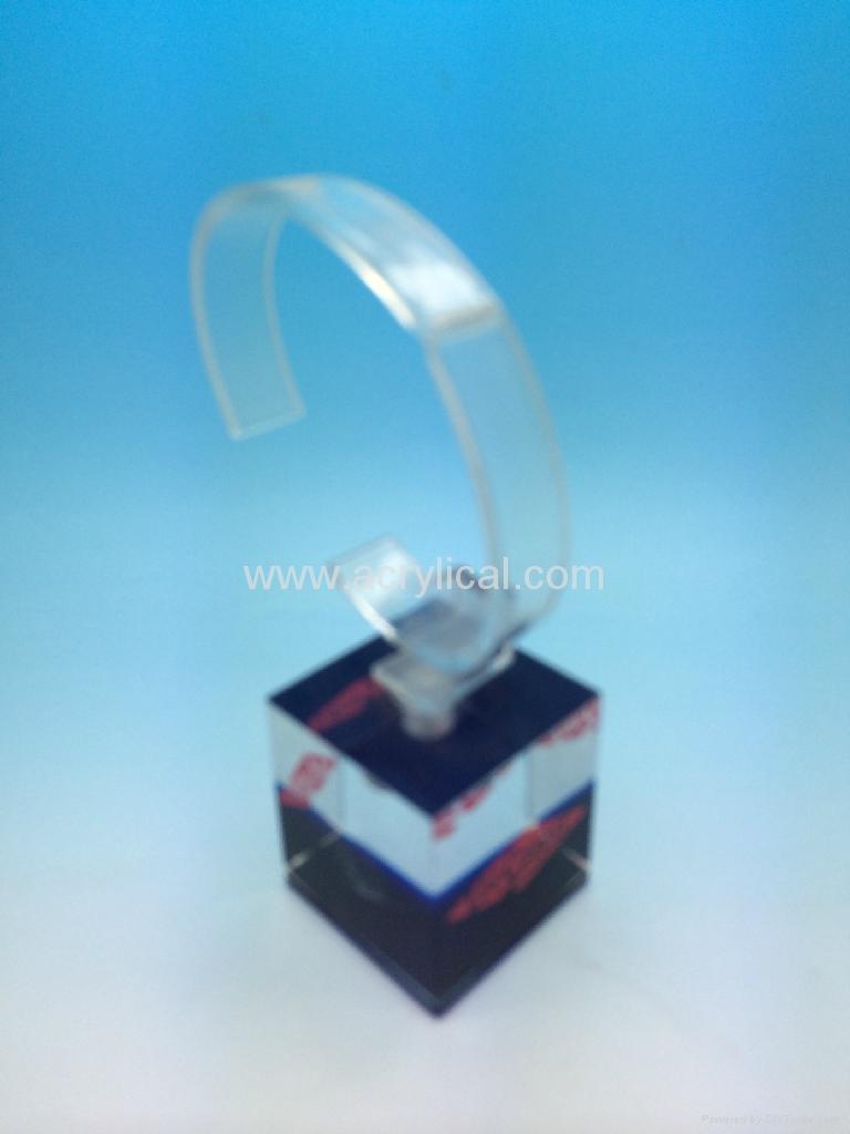 有机玻璃(亚克力)手表展示架/手表托架陈列架 11