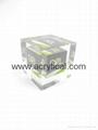 有机玻璃水晶胶,水晶胶,工艺品,礼品,树脂广告促销品,纸镇