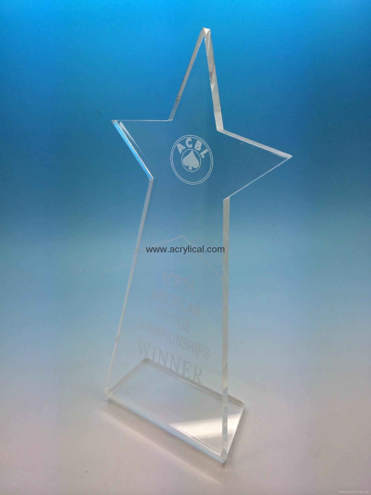 有机玻璃-奖座,亚克力奖牌 3