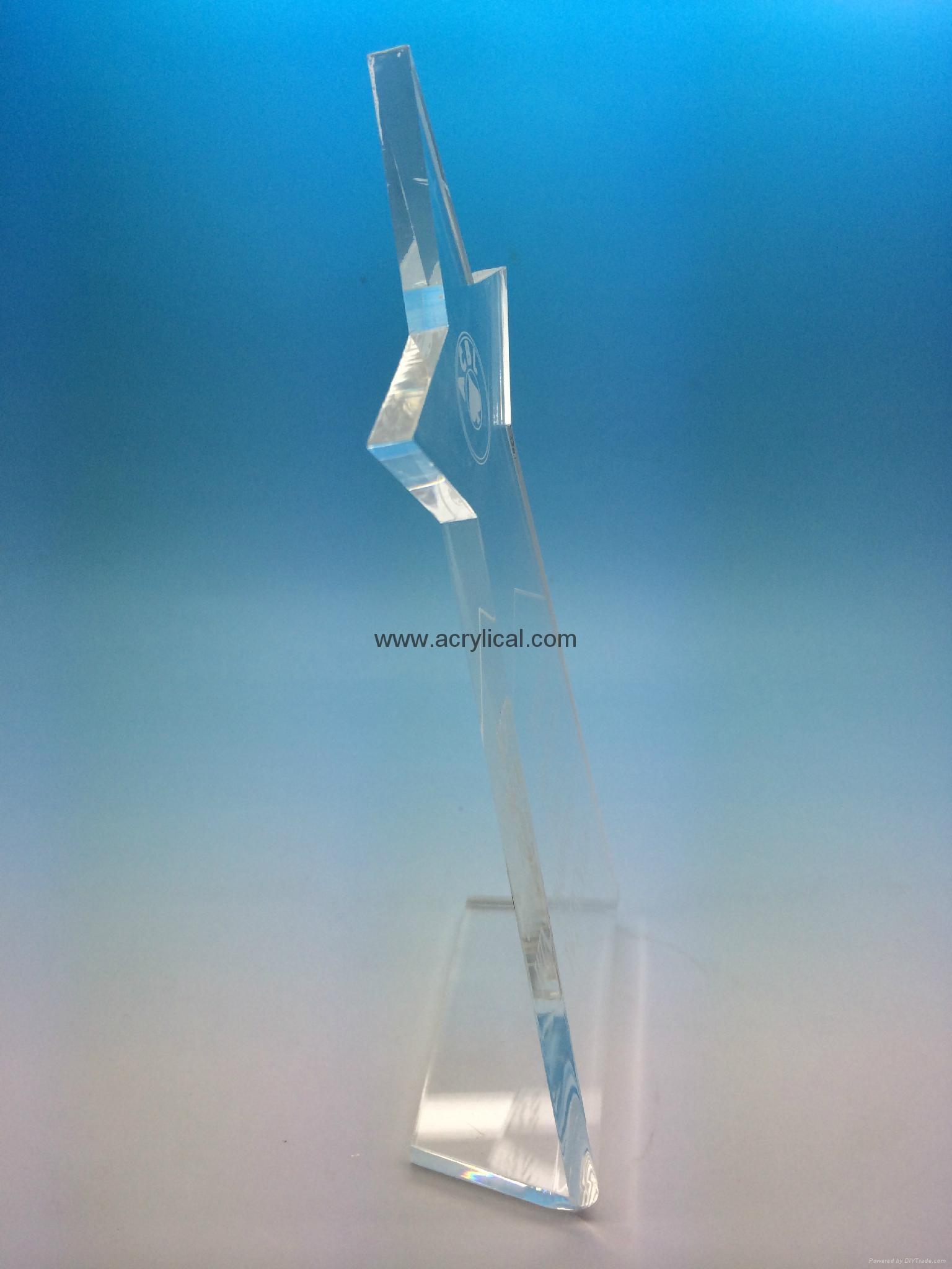 有机玻璃-奖座,亚克力奖牌 4