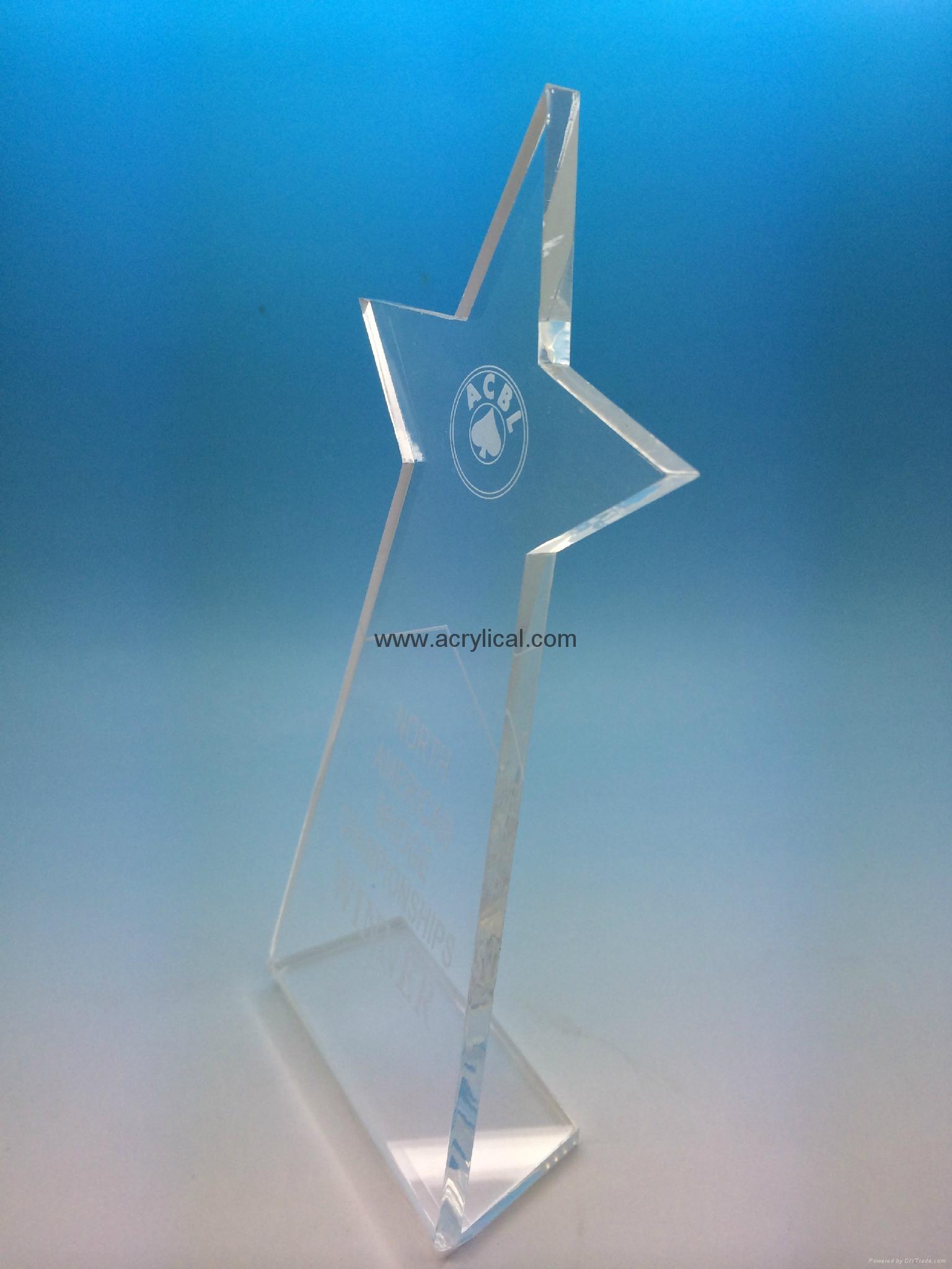 有机玻璃-奖座,亚克力奖牌 7