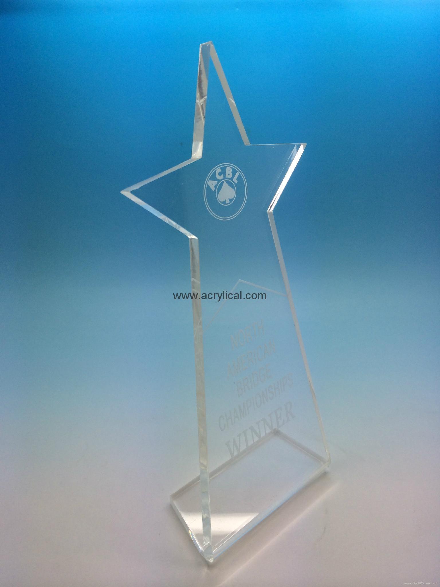 有机玻璃-奖座,亚克力奖牌 5
