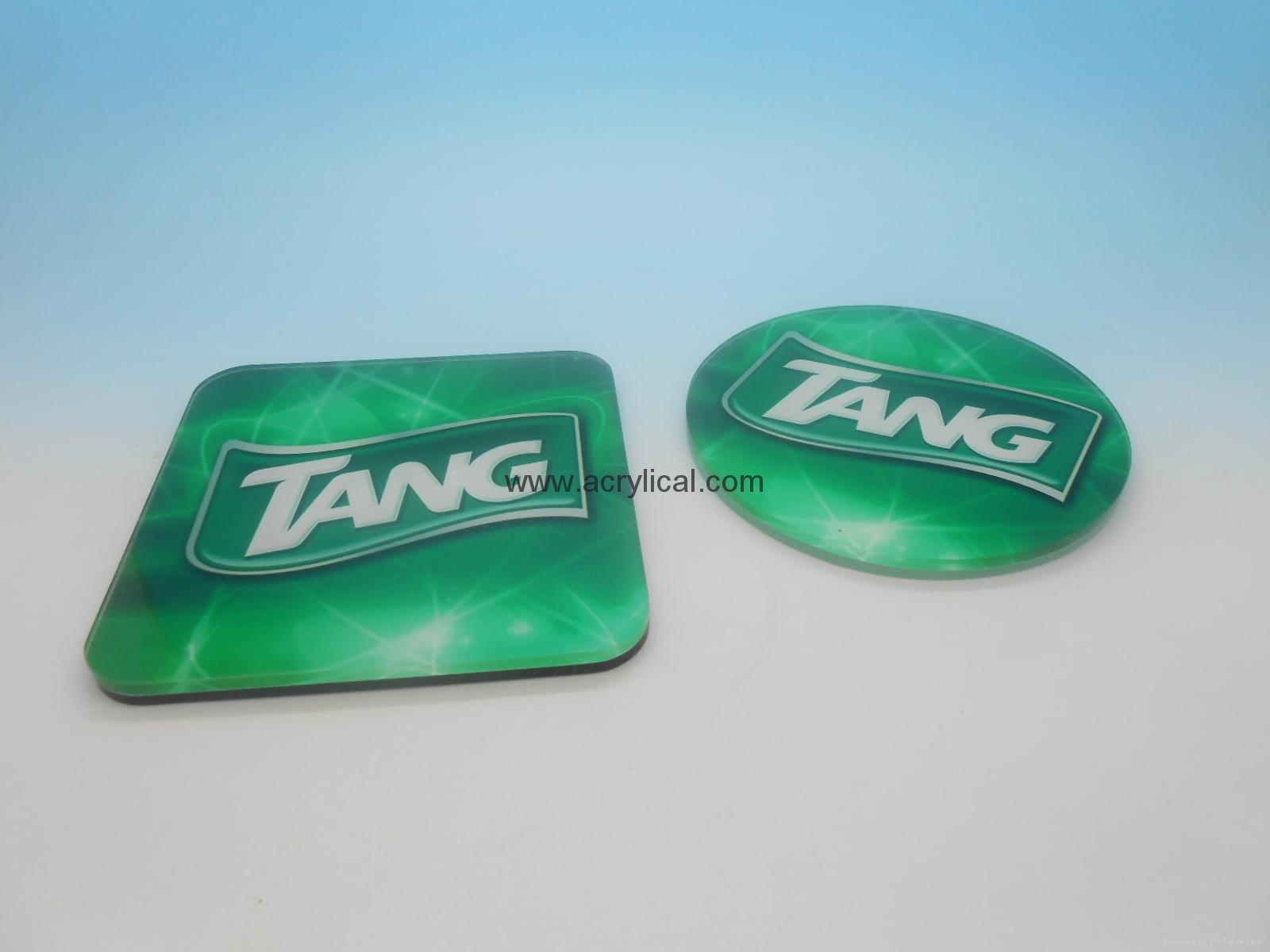 Corporation gifts-promotion gift -acrylic coaster