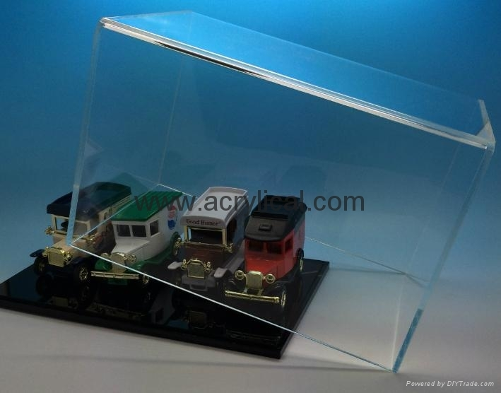 Die-cast Car Cases - acrylic Cases for collectibles