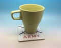 英國  杯墊-是英國  部隊現任的完美禮物。軍事杯墊,軍隊,退伍軍人禮物,廣告促銷禮品,公司廣告贈品-壓克力杯墊