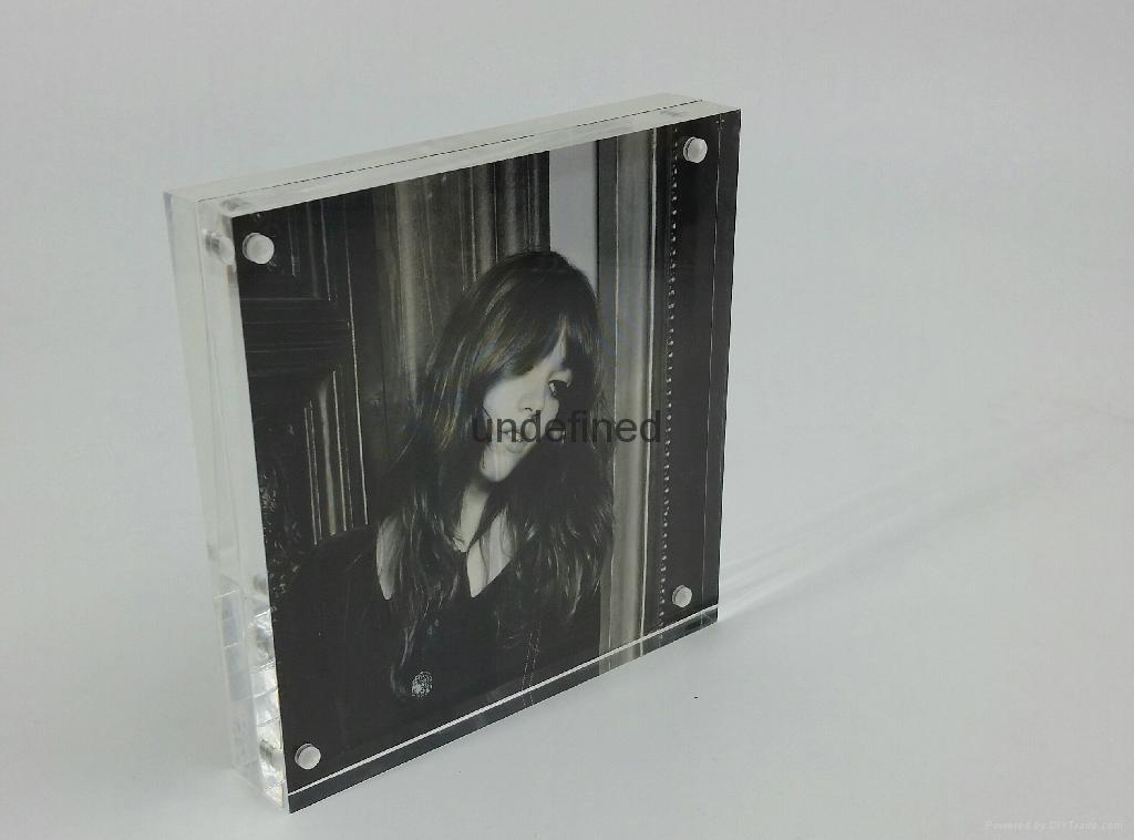 Square Acrylic Photo Frame 10x10cm Af 10x10cm Artful