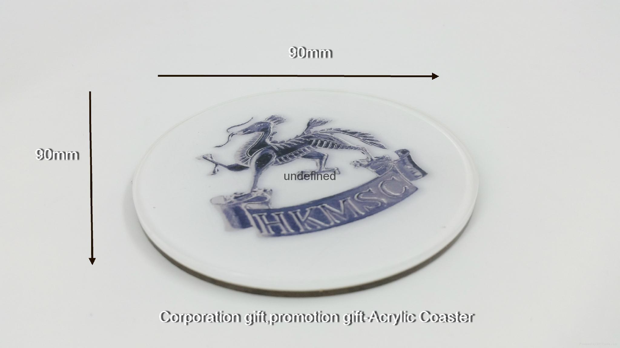 压力广告杯垫,可以印刷不同logo