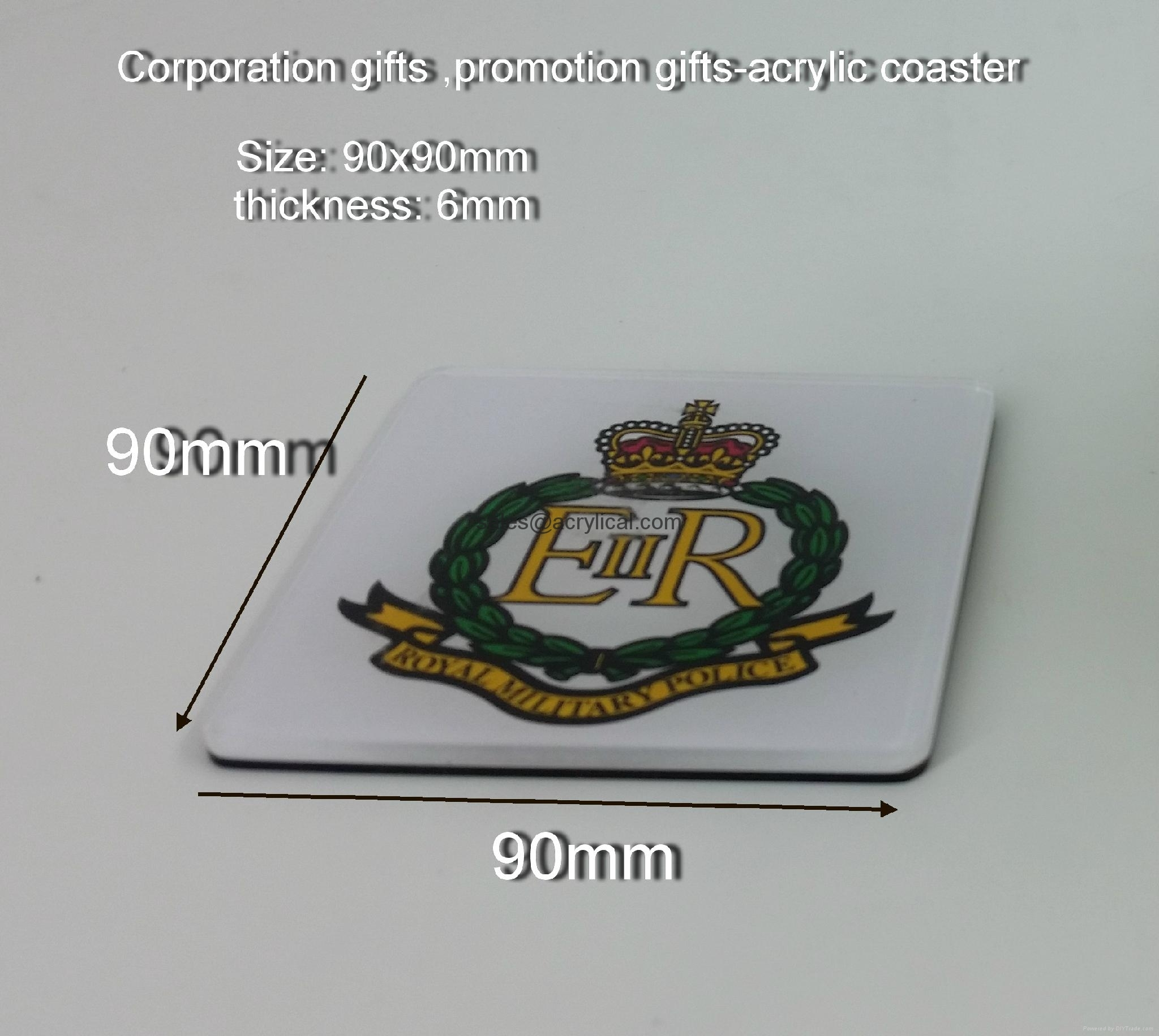Military coasters, army, veteran gift, serving soldier gift, military memorabilia, personalised coaster, Military insignia coasters - the perfect gift for a Current or Ex-Members of the UK Armed Forces