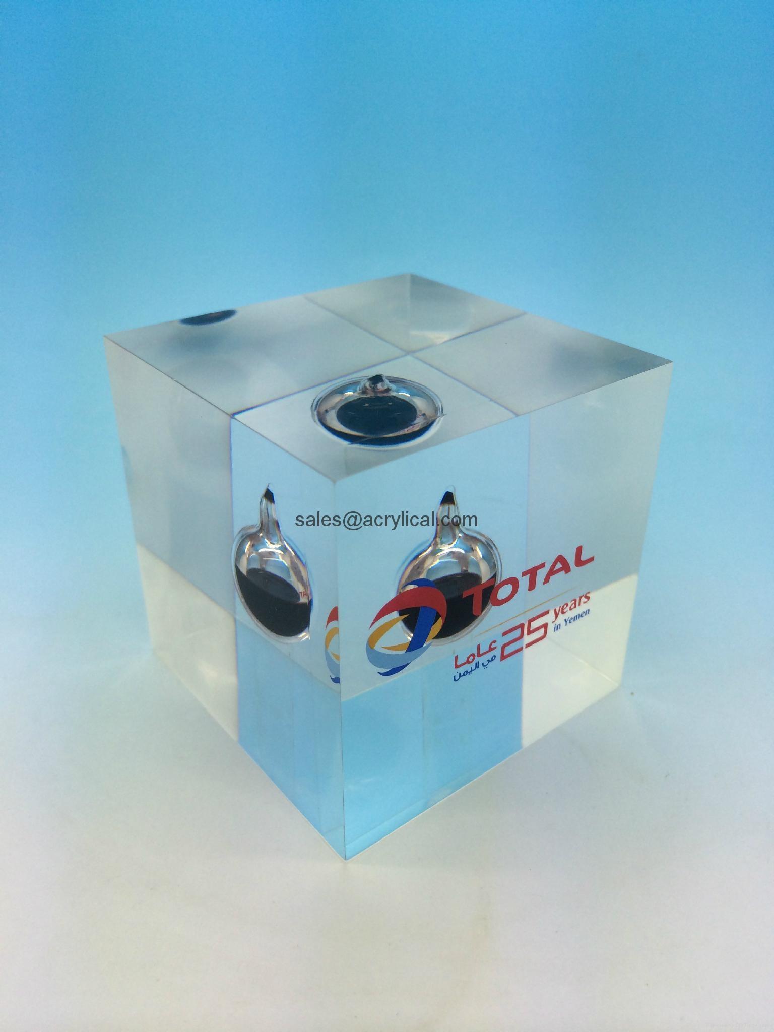 高透明水晶膠工藝品,亞克力水內埋工藝品,樹脂工藝禮品