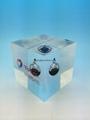 高透明水晶胶工艺品,亚克力水内埋工艺品,树脂工艺礼品