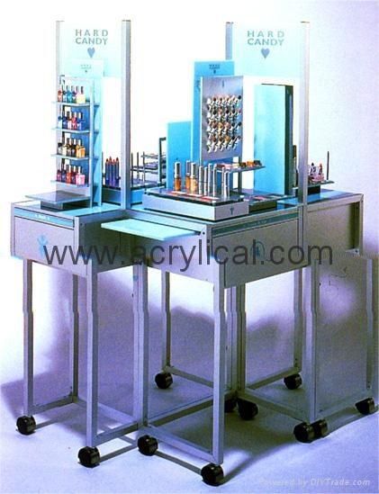 Acrylic Cosmetic Display stand,Acrylic display stands, Acrylic sign letter ,Acrylic photo Frame,Literature displays, Brochure holders, Acrylic sign holder,Menu stand,Promotion gifts,Cell phone display stands, Acrylic Easel Book Holder Rack,Acrylic display case/Box ,Diecast car display case ,Trophies, Artistic ,POP display stands,Acrylic coaster,Jewelry display stand,dome display, eyewear display stands,LED lighting  Box,Poster display,LED display stands,Watch display stand,Counter top display stand,POP stand,POP display,Floor Standing Unit ,PETG,PVC,Vacuum forming,Window display stand,Acrylic Award,Cosmetic display,metal display rack, acrylic display rack.wooden display rack,retail shop display stand