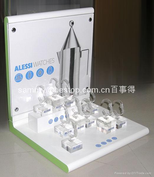 counter top display stand