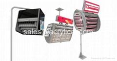 POP display stand,Floor Unit stand