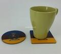 英国  杯垫-是英国  部队现任的完美礼物。军事杯垫,军队,退伍军人礼物,广告礼品,公司广告赠品-广告杯垫,杯垫广告促销礼品