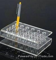 Suppler Customized Counter Clear Acrylic Pen Holder,Acrylic pen holder,Acrylic display stands, Acrylic sign letter ,Acrylic photo Frame,Literature displays, Brochure holders, Acrylic sign holder,Menu stand,Promotion gifts,Cell phone display stands, Acrylic Easel Book Holder Rack,Acrylic display case/Box ,Diecast car display case ,Trophies, Artistic ,POP display stands,Acrylic coaster,Jewelry display stand,dome display, eyewear display stands,LED lighting  Box,Poster display,LED display stands,Watch display stand,Counter top display stand,POP stand,POP display,Floor Standing Unit ,PETG,PVC,Vacuum forming,Window display stand,Acrylic Award,Cosmetic display,metal display rack, acrylic display rack.wooden display rack,retail shop display stand.