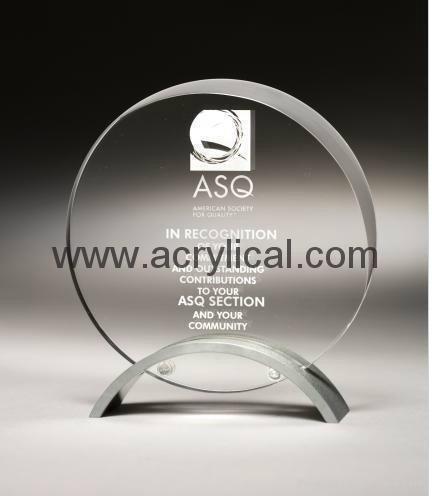 Acrylic Awards / Trophy / Plaques/Acrylic Awards  | Engraved Acrylic Awards  | Lucite Awards