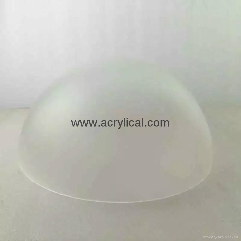 transparent large acrylic sphere,large clear acrylic dome,acryllic large plastic dome