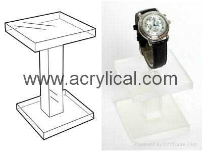 watch display,watch display holder,wrist watch display stand