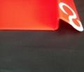 压克力笔记本展台,笔记本电脑显示器支架,有机玻璃笔记本电脑托架, 亚克力产品展示架