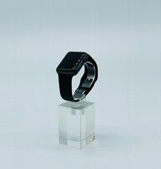 有机玻璃手表展示架/亚克力手表C圈支架