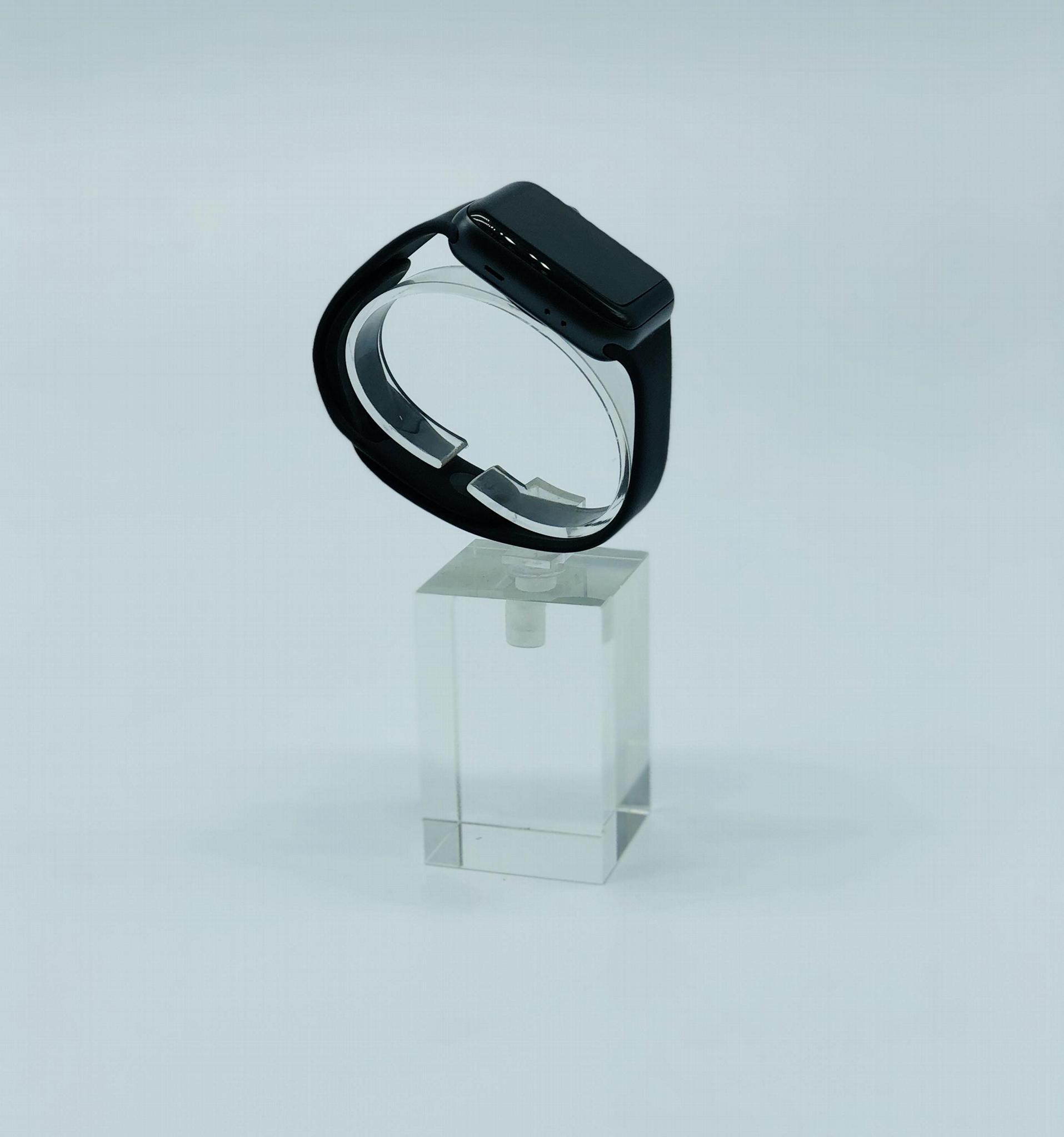 有机玻璃手表展示架/亚克力手表C圈支架 3