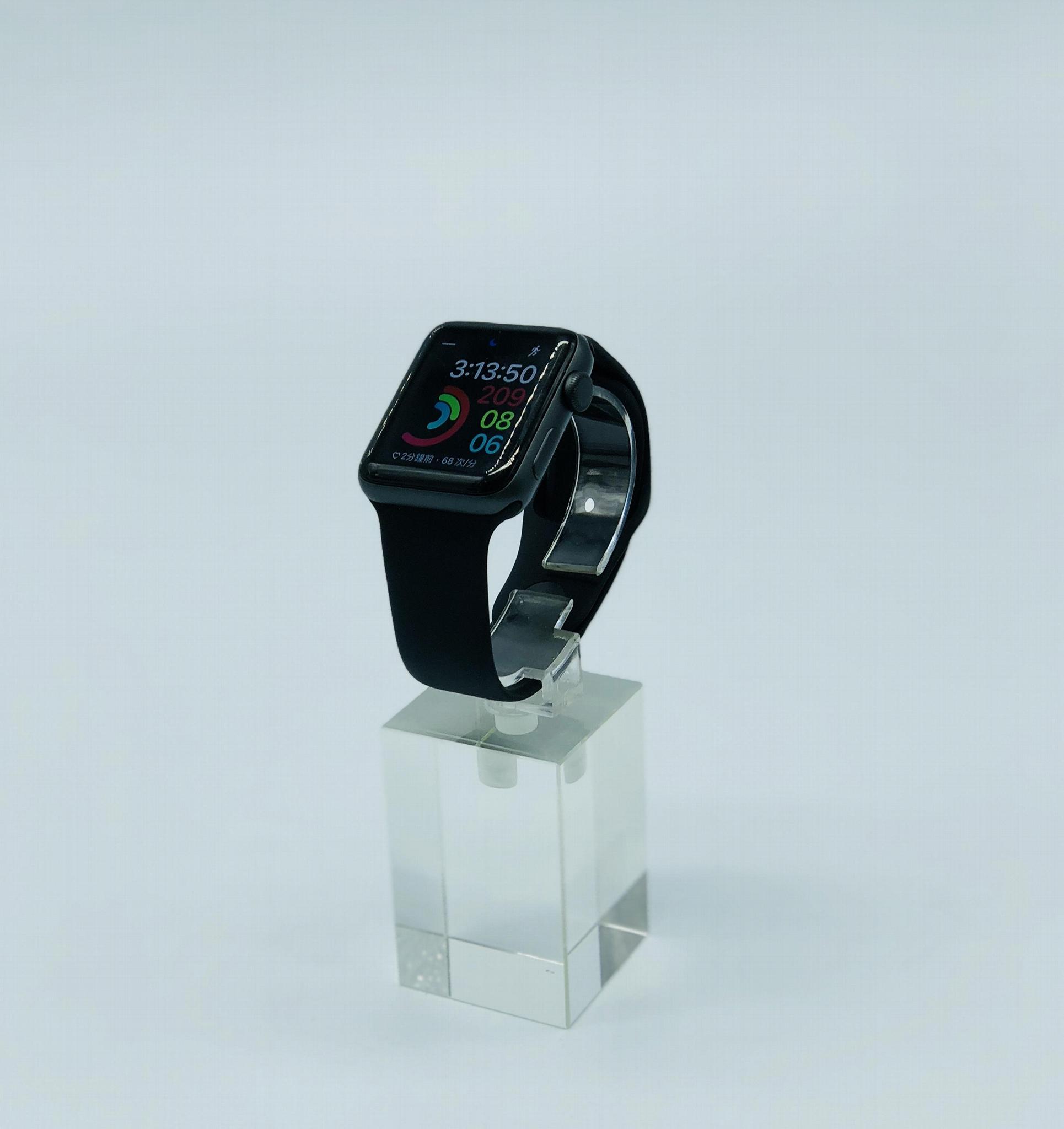有机玻璃手表展示架/亚克力手表C圈支架 7