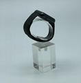 有機玻璃手錶展示架/亞克力手錶C圈支架