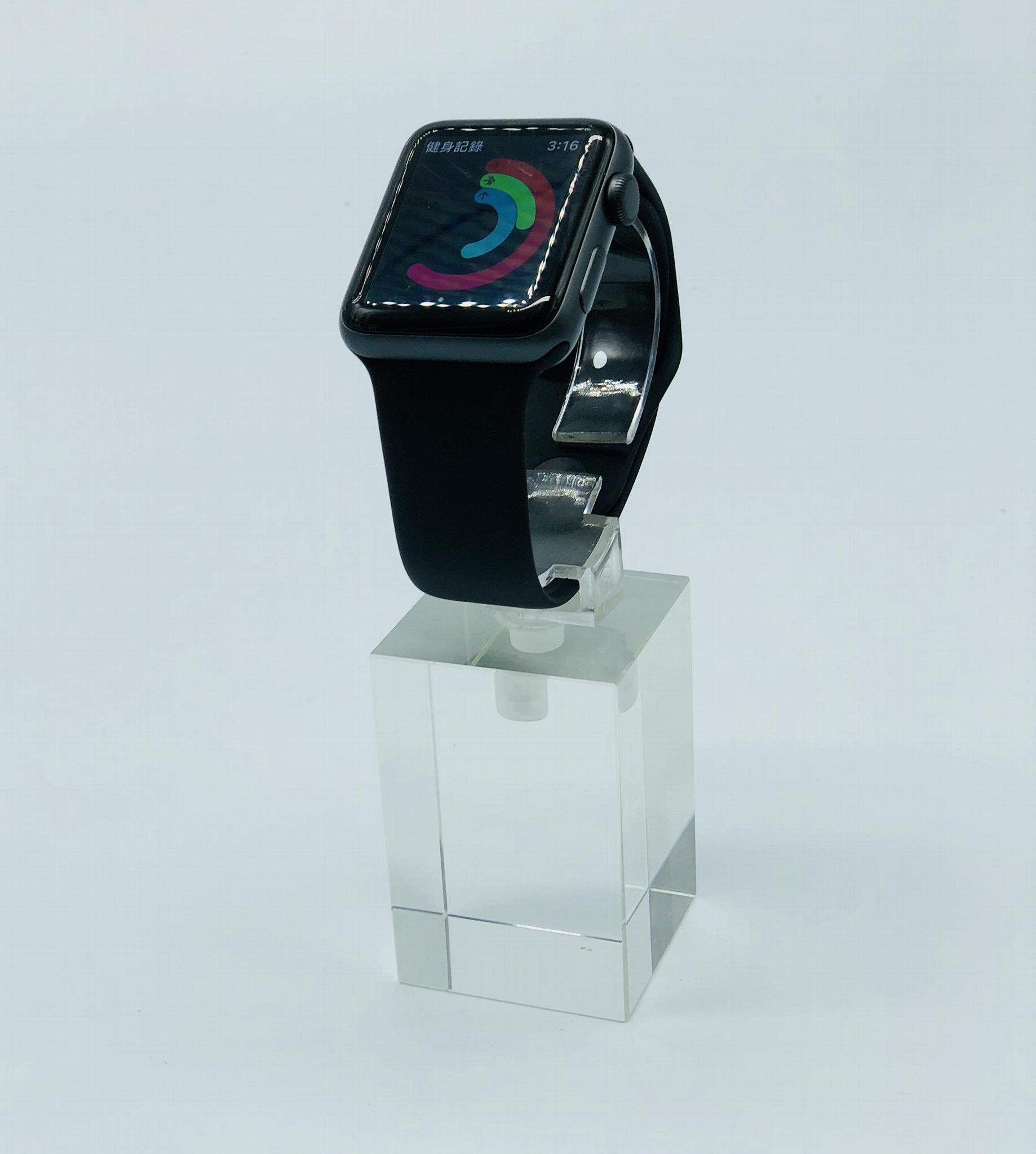 有机玻璃手表展示架/亚克力手表C圈支架 15
