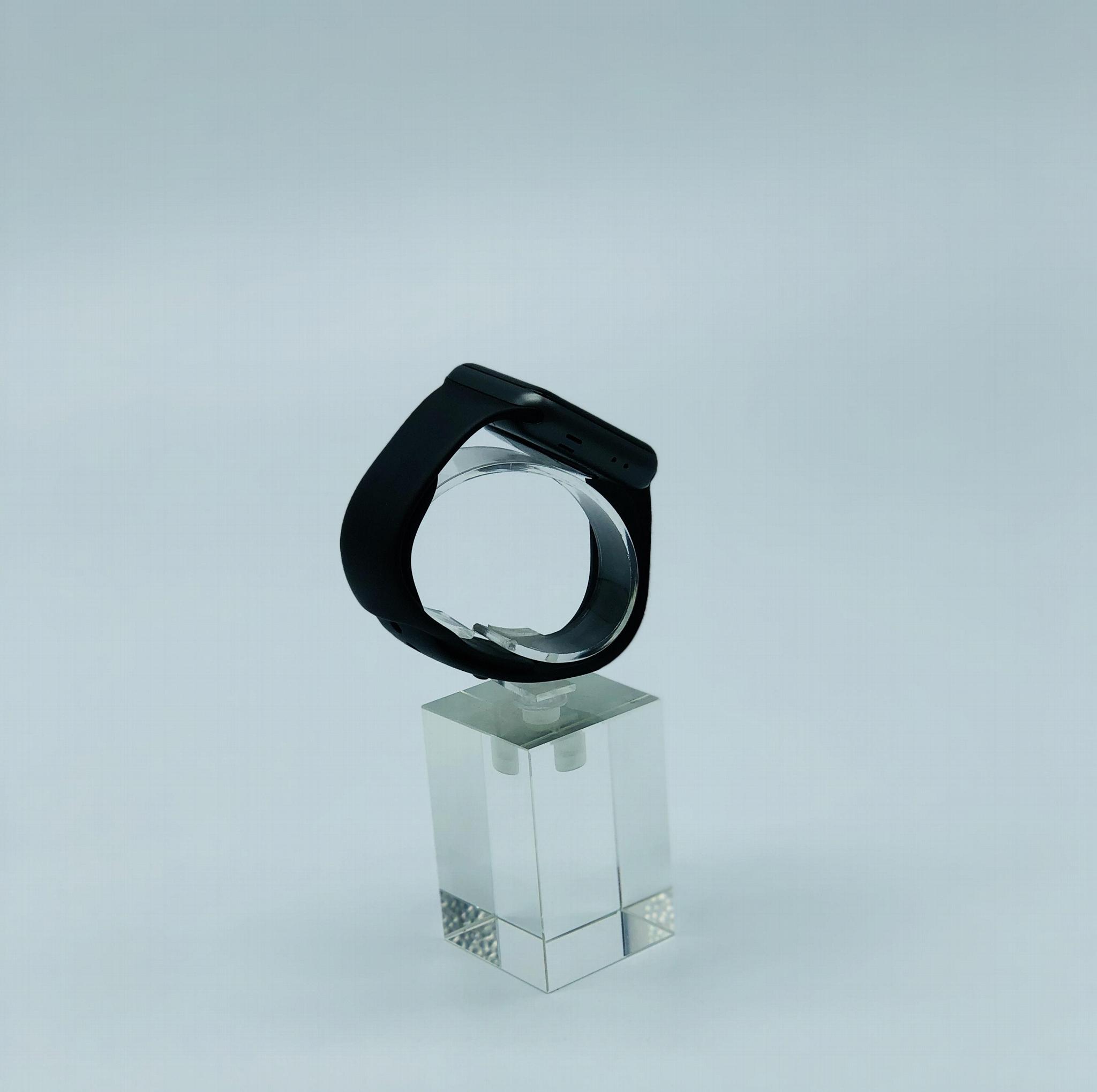 有机玻璃手表展示架/亚克力手表C圈支架 14