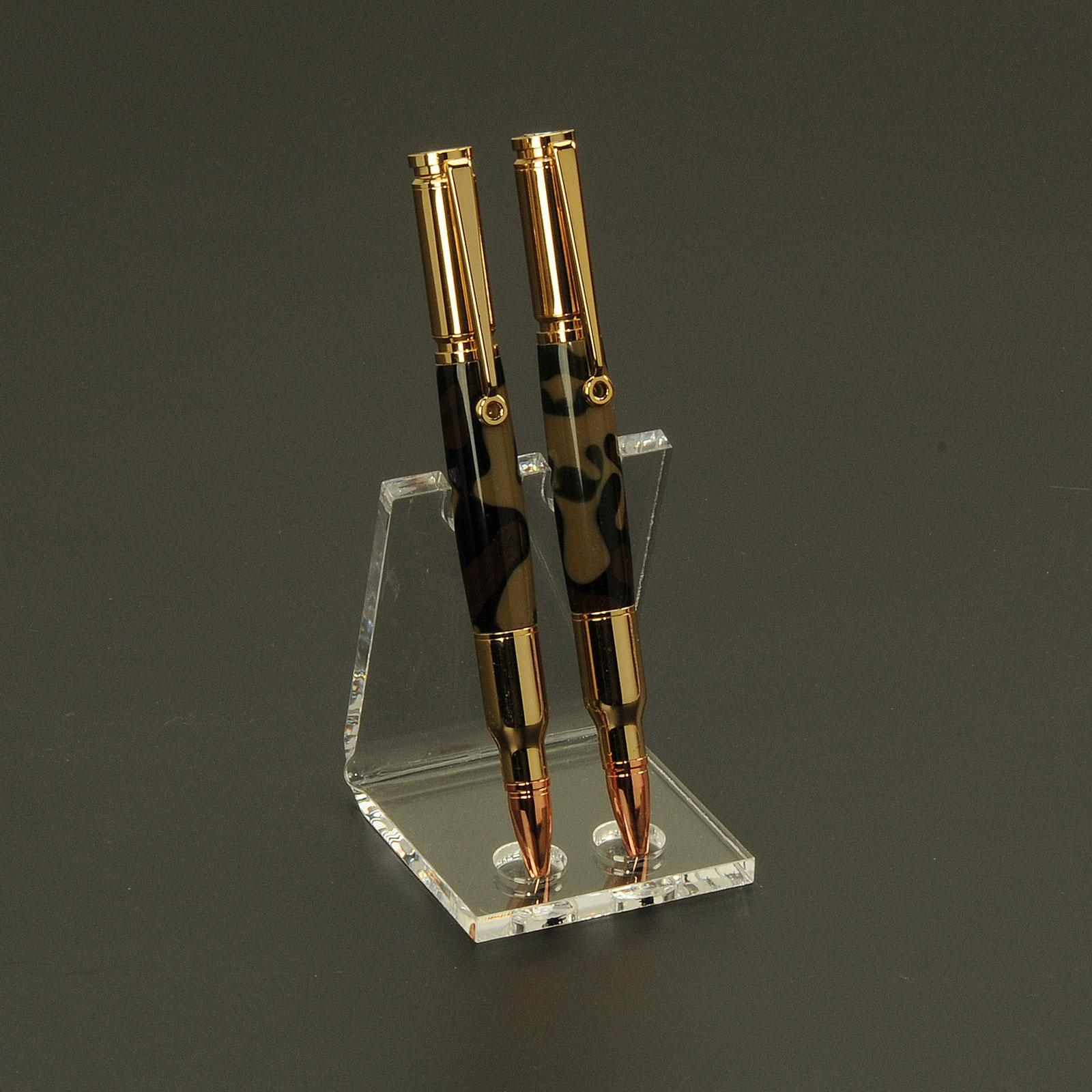 Suppler Customized Counter Clear Acrylic Pen Holder