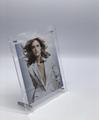 亞克力相框,壓克力相框, 透明水晶相架 ,證書框架 ,海報夾