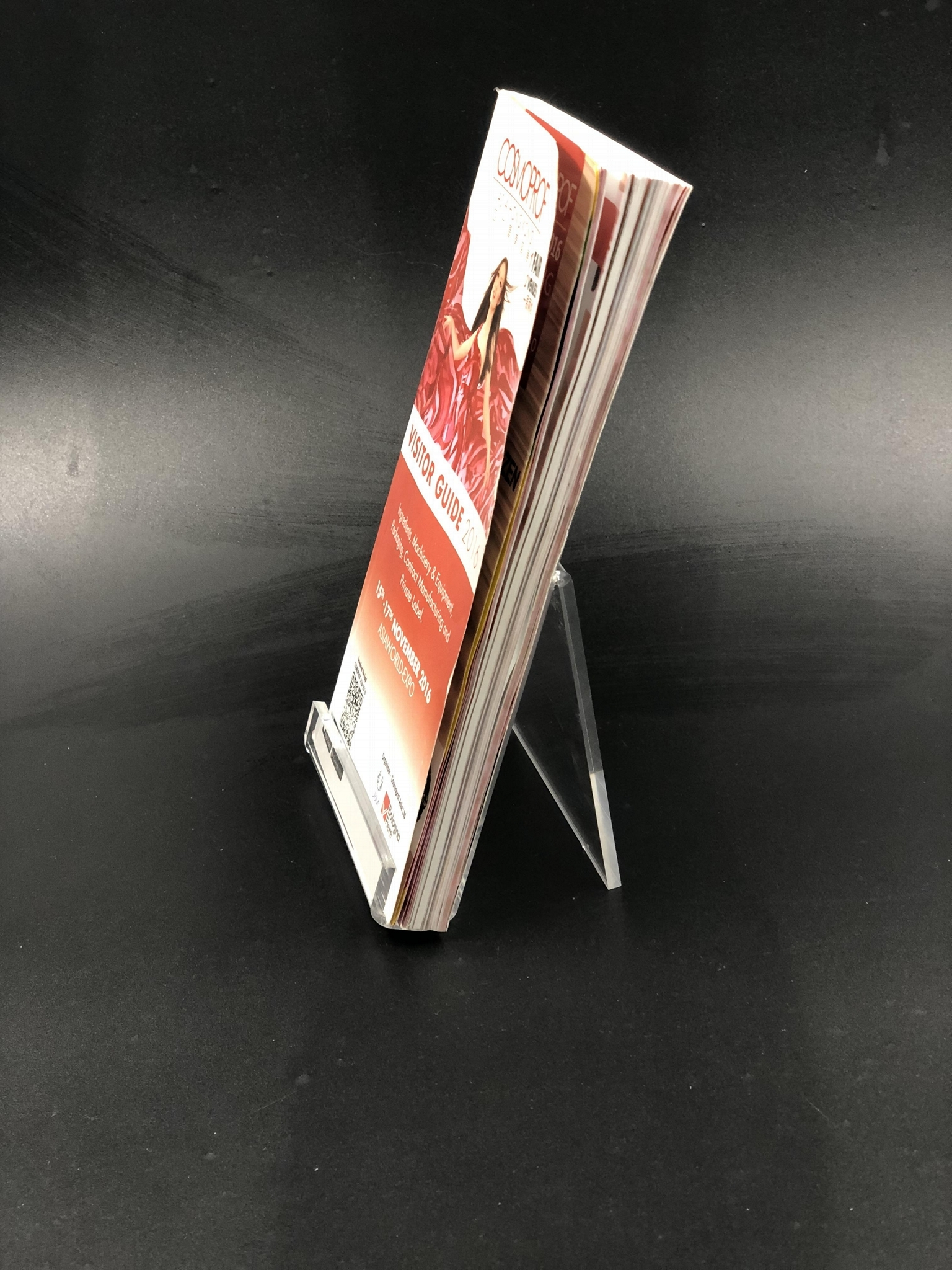 acrylic book stand,Acrylic Easel Book Holder Rack Stand