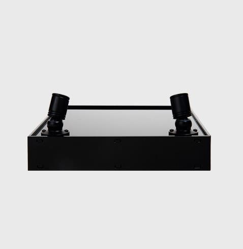 acrylic figure display stand, LED display stand,acrylic display case