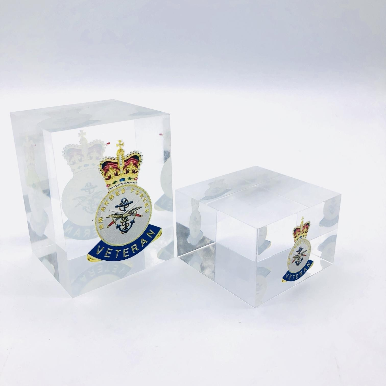 Trophy Plaques, Corporate Awardsacrylic block,block with logo,laser logo with acrylic block