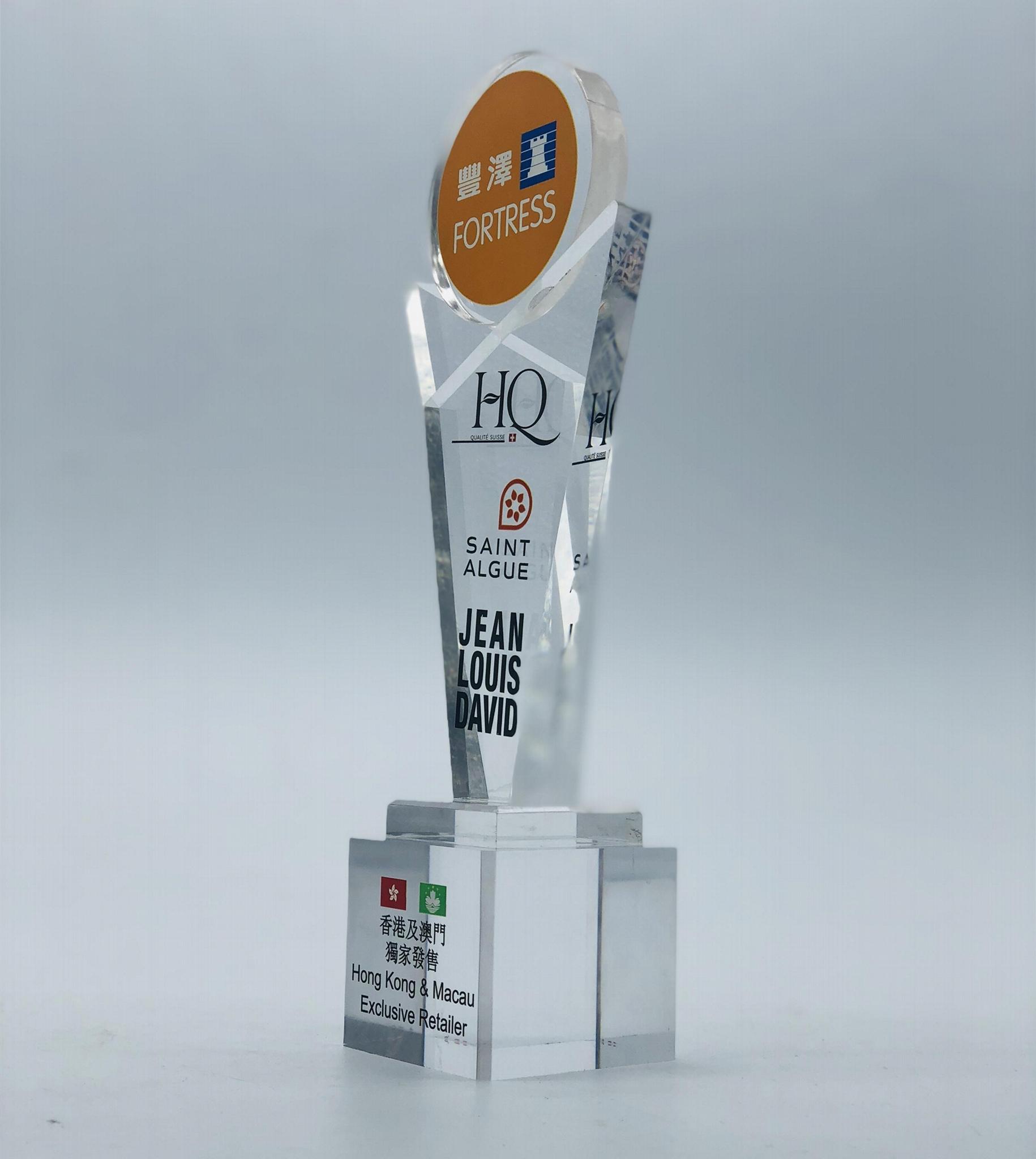 廠家直銷亞克力獎杯 獎牌  8