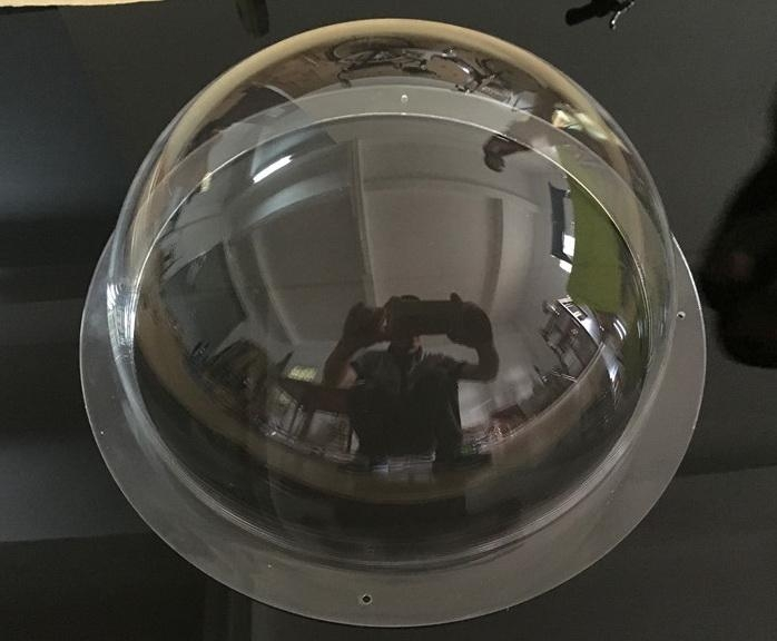 high transparent acrylic clear sphere domes,CCTV cover,acrylic CCTV dome,Clear Acrylic Hemisphere , Plastic Domes and Spheres