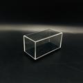 亚克力玩具展示架 定制亚克力盒子  有机玻璃公仔玩具手办展示盒 2